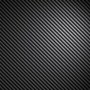 Fibre carbone avec une finition bas brillant